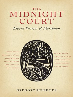 cover image of The Midnight Court