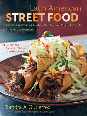 cover image of Latin American Street Food