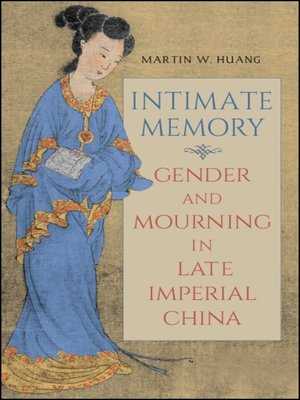 cover image of Intimate Memory