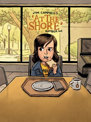 cover image of At the Shore #1