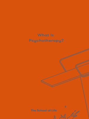 cover image of What Is Psychotherapy?