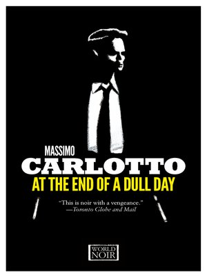 cover image of At the End of a Dull Day