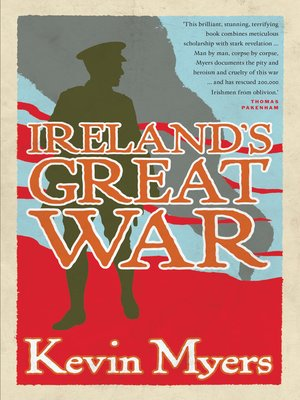 cover image of Ireland's Great War