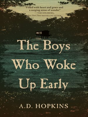 cover image of The Boys Who Woke Up Early