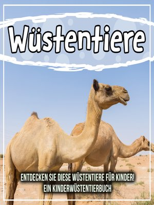 cover image of Wüstentiere
