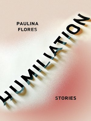 cover image of Humiliation
