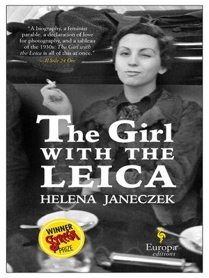 cover image of The Girl with the Leica