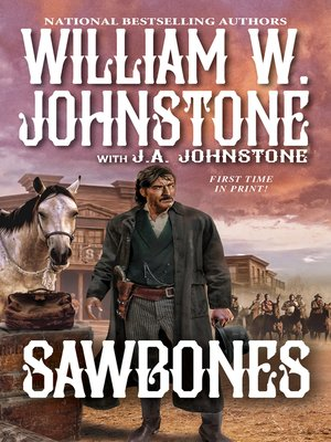 cover image of Sawbones