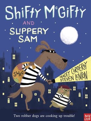 cover image of Shifty McGifty and Slippery Sam