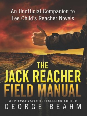 cover image of The Jack Reacher Field Manual