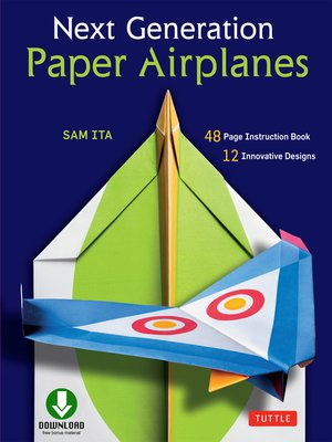 cover image of Next Generation Paper Airplanes Ebook