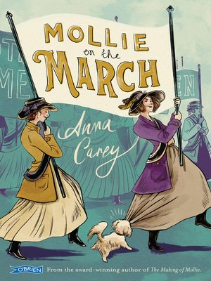 cover image of Mollie On the March