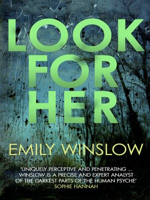 cover image of Look for Her