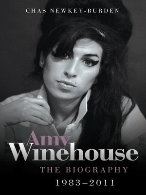 cover image of Amy Winehouse 1983--2011