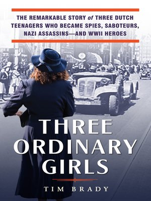 cover image of Three Ordinary Girls