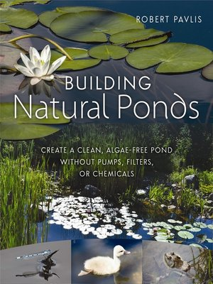 cover image of Building Natural Ponds
