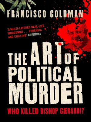 cover image of The Art of Political Murder