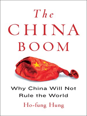 cover image of The China Boom