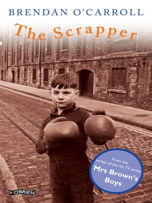 cover image of The Scrapper