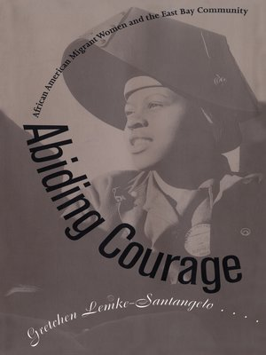 cover image of Abiding Courage