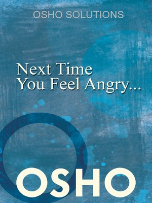 cover image of Next Time You Feel Angry...