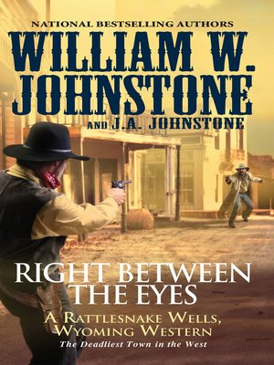 cover image of Right between the Eyes