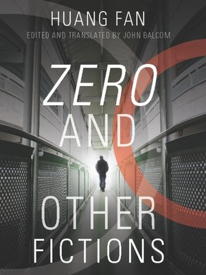cover image of Zero and Other Fictions