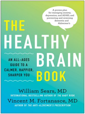 The Healthy Brain Book Book Cover