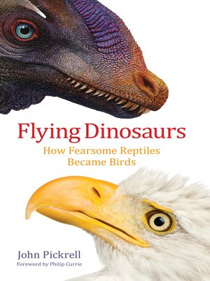 cover image of Flying Dinosaurs