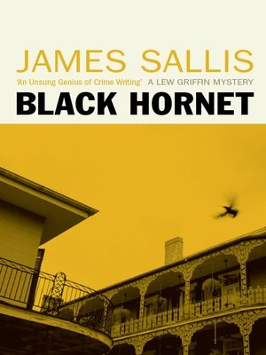 cover image of Black Hornet
