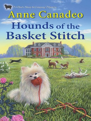 cover image of Hounds of the Basket Stitch
