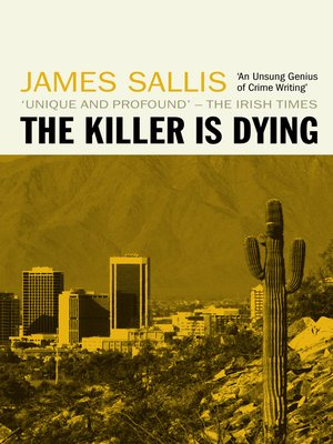 cover image of The Killer is Dying