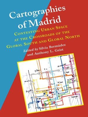 cover image of Cartographies of Madrid