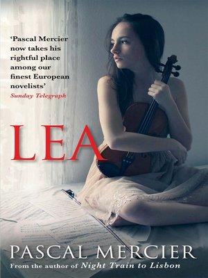 cover image of Lea