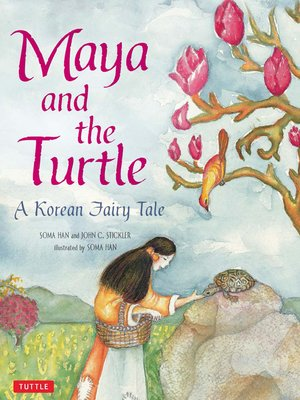 cover image of Maya and the Turtle