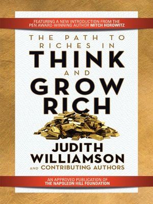 cover image of The Path to Riches in Think and Grow Rich