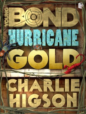 cover image of Hurricane Gold
