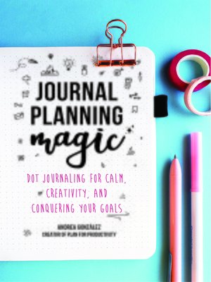 cover image of Journal Planning Magic