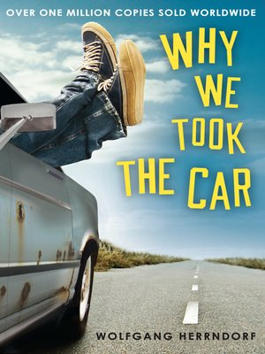 cover image of Why We Took the Car