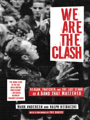 cover image of We Are the Clash