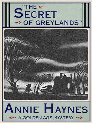 cover image of The Secret of Greylands