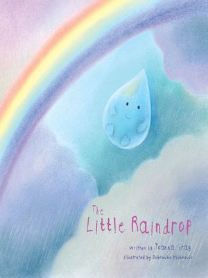 cover image of The Little Raindrop