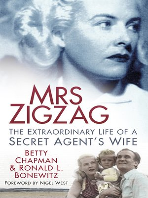 cover image of Mrs Zigzag
