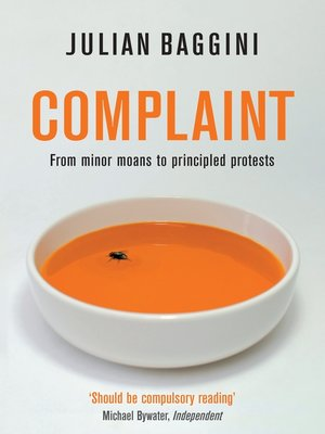 cover image of Complaint