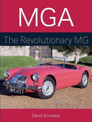 cover image of MGA
