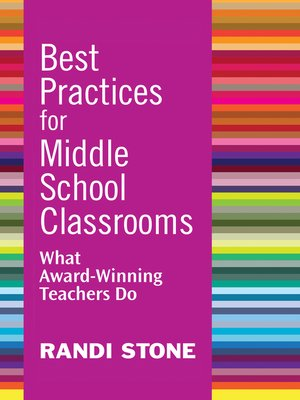 cover image of Best Practices for Middle School Classrooms