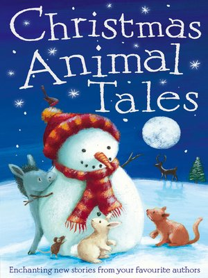 cover image of Christmas Animal Tales