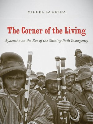 cover image of The Corner of the Living