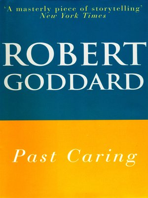 cover image of Past Caring