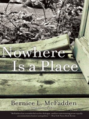 cover image of Nowhere Is a Place